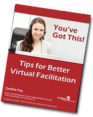 Tips for Better Virtual Facilitation